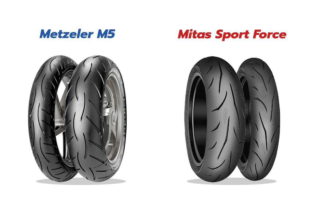 metzeler-m5-vs-mitas-sport-force