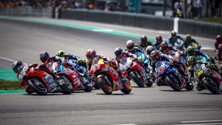 ข้อมูลเบื้องต้นการแข่งขัน MotoGP