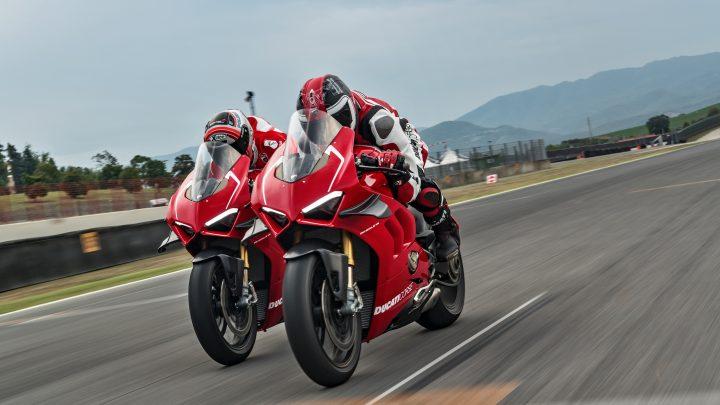 Ducati Panigale V4R 2019 ทะลุ 234 ม้า! แรงหลุดโลก!