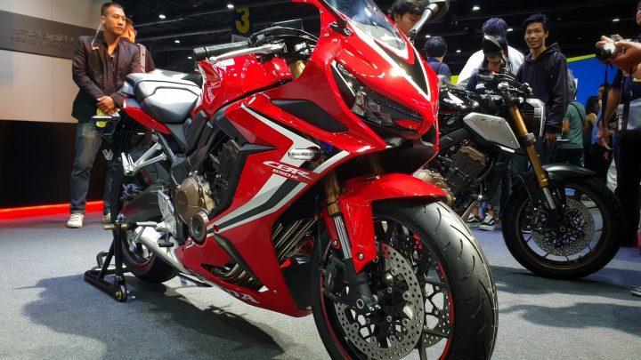 เปิดราคาสุดช็อค! Honda CBR650R ประเทศไทย